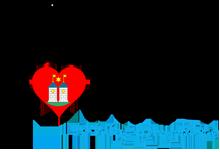 Logo Poniec z sercem